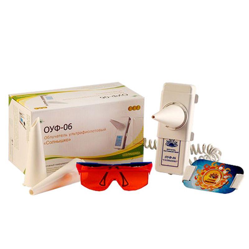 Солнышко Облучатель ультрафиолетовый ОУФ-06 - Лечение и профилактика