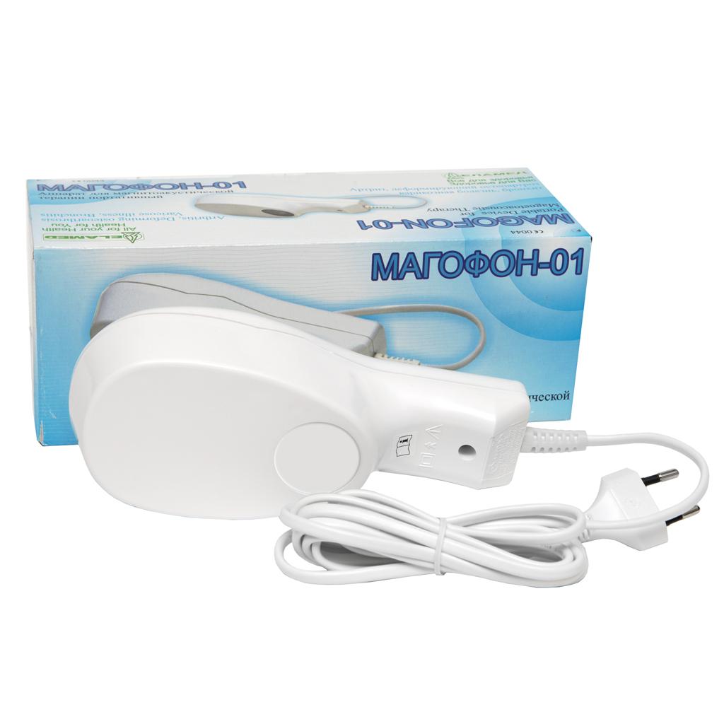 Еламед Устройство Магофон-01 для магнито-акустической терапии, портативный - Лечение и профилактика