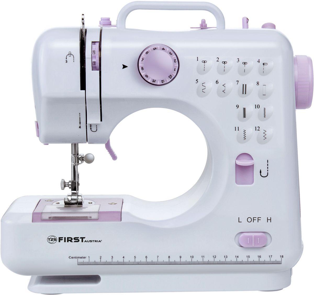 First FA-5700-2 швейная машина, Purple - Швейные машины и аксессуары