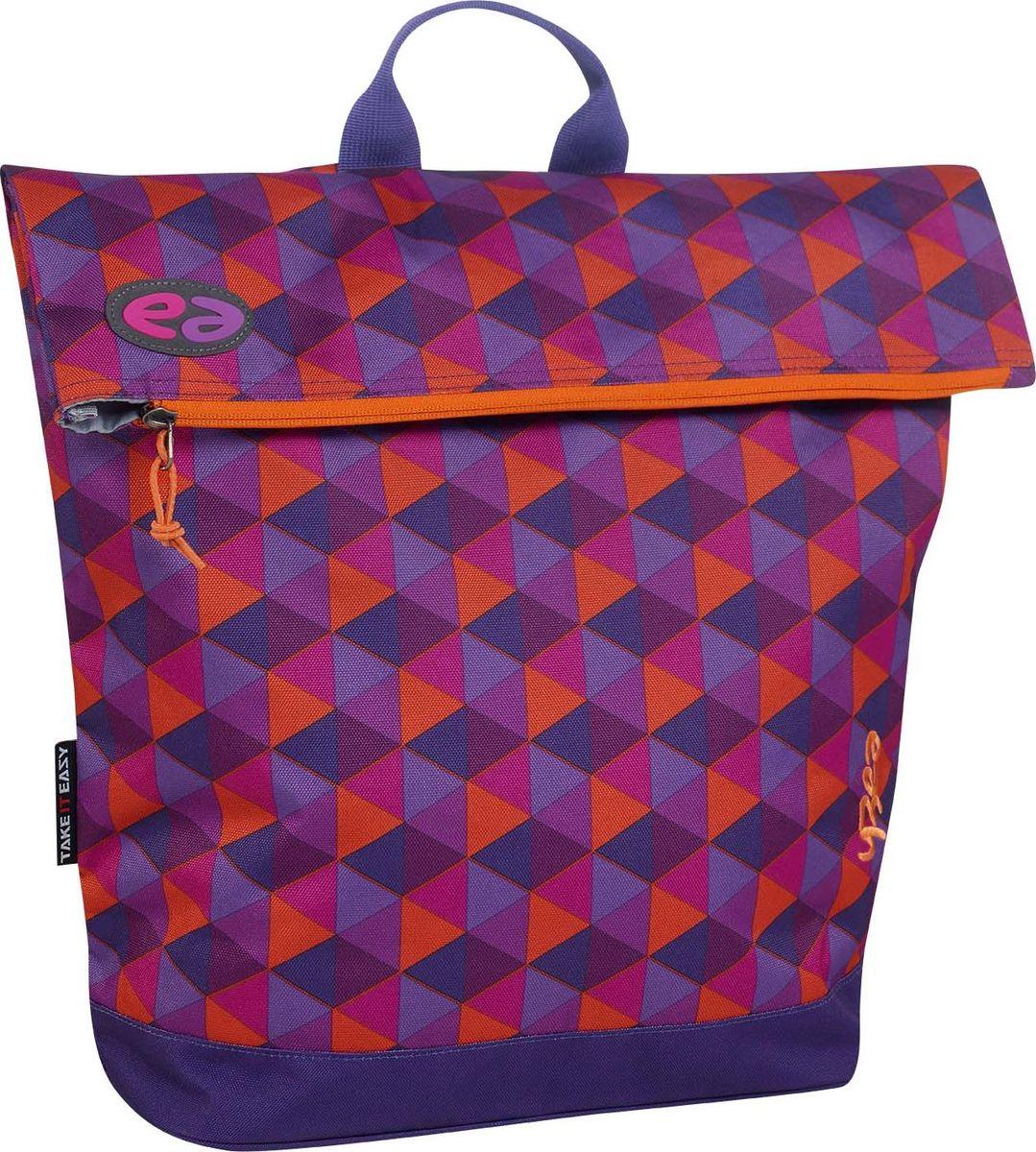 Thorka Рюкзак YZEA Courier Конус29010621059Рюкзак Thorka YZEA Courier имеет одно основное отделение. В удобном органайзере мелкие вещи всегда под рукой, имеется съемный карабин. Фиксированная короткая ручка обеспечивает удобный перенос рюкзака не только на спине, но и в руках.Этот рюкзак можно использовать для повседневных прогулок, учебы, отдыха и спорта, а также как элемент вашего имиджа.
