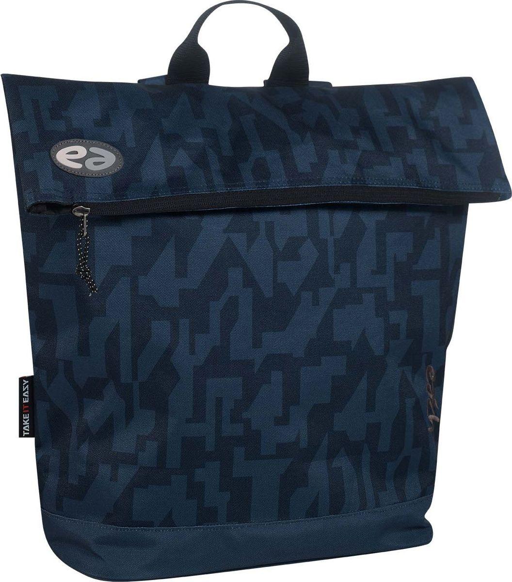 Thorka Рюкзак YZEA Courier Океан29010623171Рюкзак Thorka YZEA Courier имеет одно основное отделение. В удобном органайзере мелкие вещи всегда под рукой, имеется съемный карабин. Фиксированная короткая ручка обеспечивает удобный перенос рюкзака не только на спине, но и в руках.Этот рюкзак можно использовать для повседневных прогулок, учебы, отдыха и спорта, а также как элемент вашего имиджа.