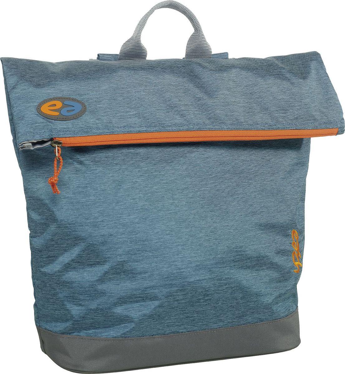Thorka Рюкзак YZEA Courier Волна29010630063Рюкзак Thorka YZEA Courier имеет одно основное отделение. В удобном органайзере мелкие вещи всегда под рукой, имеется съемный карабин. Фиксированная короткая ручка обеспечивает удобный перенос рюкзака не только на спине, но и в руках.Этот рюкзак можно использовать для повседневных прогулок, учебы, отдыха и спорта, а также как элемент вашего имиджа.