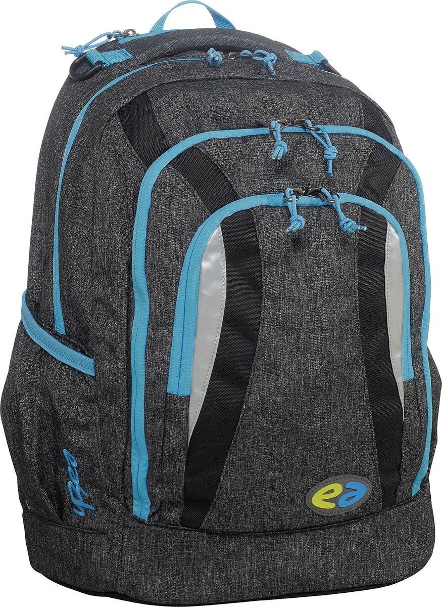 Thorka Рюкзак YZEA Go Рок29012628067Два самостоятельных отделения рюкзака Thorka YZEA Go помогают поддерживать порядок, способствуют распределению веса. В удобном органайзере мелкие вещи всегда под рукой. Имеется чехол для очков.Регулируемый по высоте нагрудный ремень предназначен для фиксации рюкзака на спине, фиксированная короткая ручка обеспечивает удобный перенос рюкзака не только на спине.К ручке прочно пришит кронштейн для подвешивания мешка для сменной обуви и прочего. Боковые эластичные карманы удобны для бутылок с напитками.
