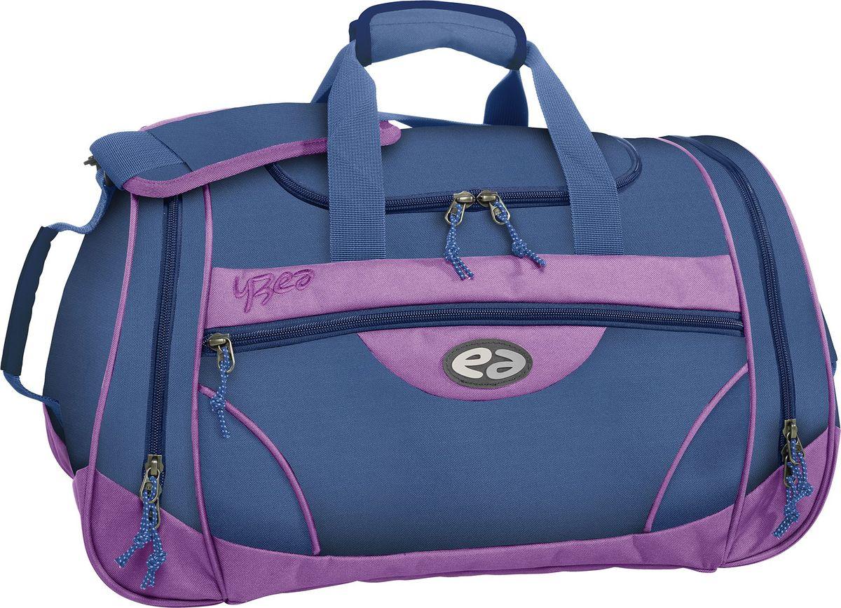 Thorka Сумка спортивная YZEA Sports Магия29016624046Идеальная спортивная сумка, когда речь заходит о спорте и фитнесе. Несколько разных функциональных отделений, включая отделение для мокрой одежды. Размер 52*27*26 см, объем 32 л