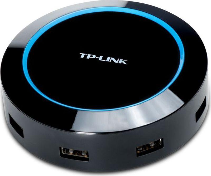 TP-Link UP540 сетевое зарядное устройствоUP5405-портовая USB-зарядка UP540 заряжает на 65% быстрее, сберегает до 40% времени!Технология умной зарядки TP-Link определяет подключённые устройства и обеспечивает максимальную выходную мощность. Благодаря току 5В/2,4А устройство UP540 способны заряжать на 65% быстрее и сохранять до 40% времени зарядки. С помощью технологии умной зарядки вы сможете зарядить iPhone 6s Plus за 2,4 часа.Зарядка обладает высокой совместимостью с устройствами на iOS, Android, Windows и большинством устройств, заряжающихся по USB - вне зависимости от размера аккумулятора, начиная от планшетов и заканчивая носимой электроникой.Благодаря технологии умной зарядки все порты UP540 способны изменять мощность в зависимости от подключённого устройства. Это предназначено для обеспечения максимальной мощности для устройств с любым объёмом аккумулятора, начиная от планшетов и заканчивая носимой электроникой.UP540 обладают всеми функциями безопасности, в том числе двойным радиатором с воздушных охлаждением и высококачественной интегральной схемой для защиты устройств от перенапряжения, энергоперегрузки, силовой перегрузки, перегрева, короткого замыкания, электростатического разряда, скачка напряжения.