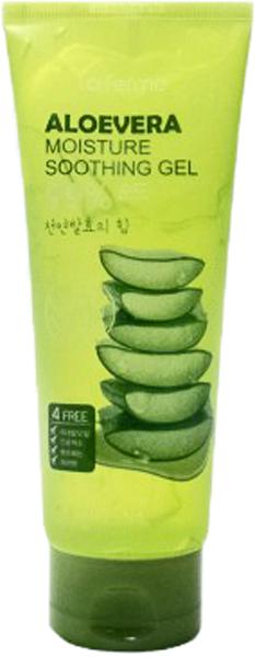 FarmStay Многофункциональный увлажняющий смягчающий гель с алоэ, 200 мл8809242270347Многофункциональный увлажняющий и смягчающий гель с экстрактом алоэ насыщен витаминами и микроэлементами, необходимыми для красоты и молодости кожи. Гель прекрасно подходит как для лица, так и для тела. Быстро успокаивает покраснения, охлаждает и является прекрасным средством для ухода за кожей после загара. Сок алоэ вера в составе средства обладает заживляющими свойствами, глубоко увлажняет сухую кожу лица и тела. Улучшает цвет лица, делает кожу гладкой и нежной на ощупь. Легкая текстура в виде геля позволяет ему мгновенно впитываться без эффекта липкости, глубоко увлажняя и насыщая влагой изнутри. Для всех типов кожи. Подходит для лица и тела. Для всей семьи