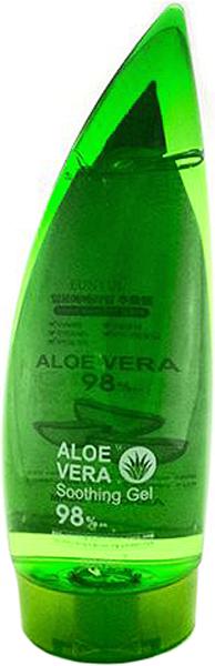 Eunyul Успокаивающий гель с алоэ 98%, 300 мл8809435401497Основанный в 2008 году, сравнительно молодой корейский бренд Eunyul с названием, которое переводится как «серебро», производит все свои продукты из натурального сырья с доказанной эффективностью – это морской коллаген, слизь улитки, конский жир, алоэ. Представленный увлажняющий гель, например, на 98% состоит из полезного алоэ вера. Этот универсальный продукт от Eunyul мгновенно успокаивает, увлажняет кожу тела и лица, прекрасно увлажняет кожу волос. Структура в виде геля позволяет средству проникать непосредственно в эпидермис, непосредственно наполнять его не только живительной влагой, а и питательными компонентами. Ощущения после использования средства – естественно гладкая, мягкая кожа без жирного блеска, липкости и утяжеления. Сухость, шелушение – те проблемы, о которых вы забудете, увлажняя кожу гелем с алоэ. Основной компонент продукта обладает противовоспалительным, противогрибковым, противовирусным, антибактериальным действием, затягивает повреждения так, что и не заметите, очищает и оздоравливает кожный покров. Алоэ вера способно эффективно отшелушивать омертвевшие клетки, предупреждать забивание протоков. Алоэ используется и как профилактическое средство от комедонов. Это растение отлично снимает зуд, раздражение и покраснение кожи, а также обладает способностью повышать выработку клеток, которые отвечают за производство собственного коллагена, т. е. регулярно применяя данный гель, вы будете осуществлять профилактику старения кожи. Омолаживающий эффект средства приведет к повышению эластичности, упругости кожного покрова. Кожа, которая недавно поддавалась сильному воздействию солнца, с помощью этого геля быстро восстановится: боль исчезнет, покраснение быстро сойдет, ожоги затянутся. При таких несовершенствах, как: шелушение, обезвоживание, сухость, покраснение, морщины, отечность, гель без вредных компонентов – это находка. Он рекомендован для женщин и мужчин с любым типом кожи, любого возраста.