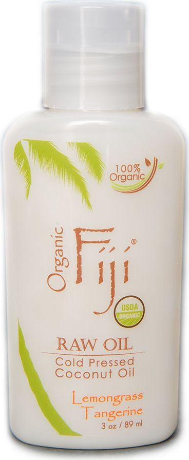 Organic Fiji Органическое кокосовое масло Лемонграсс и Мандарин, 89 млO-0190Соблазнительный цитрусовый твист, зажигательная смесь лемонграсса и мандарина идеально сочетаются с кокосовым маслом. Сертифицированное нерафинированное кокосовое масло добывается методом холодного отжима, тем самым сохраняет в себе все полезные компоненты. Его уникальная молекулярная структура обладает увлажняющими, питательными и лечебными свойствами. Органическое кокосовое масло используется в уходе за кожей лица и тела, для снятия макияжа, активно борется с морщинами. Так же можно использовать в уходе за волосами и лечении кожи головы. Рекомендуется использовать для массажа детям с младенческого возраста. USDA сертифицированная органическая косметика.