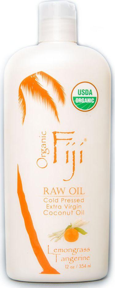 Organic Fiji Органическое кокосовое масло Лемонграсс и Мандарин, 354 млO-0992Соблазнительный цитрусовый твист, зажигательная смесь лемонграсса и мандарина идеально сочетаются с кокосовым маслом. Сертифицированное нерафинированное кокосовое масло добывается методом холодного отжима, тем самым сохраняет в себе все полезные компоненты. Его уникальная молекулярная структура обладает увлажняющими, питательными и лечебными свойствами. Органическое кокосовое масло используется в уходе за кожей лица и тела, для снятия макияжа, активно борется с морщинами. Так же можно использовать в уходе за волосами и лечении кожи головы. Рекомендуется использовать для массажа детям с младенческого возраста. USDA сертифицированная органическая косметика.