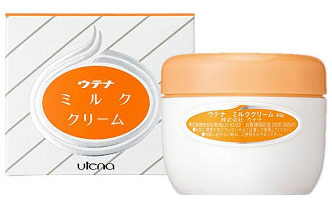 Utena Питательный крем для нормальной и сухой кожи лица, 60 г1863Крем на основе казеина питает даже очень сухую кожу и сохраняет ее увлажненной надолго. Подходит в качестве дневного крема, основы под макияж, ночного крема.