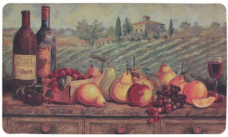 "Коврик защитный Apache Mills ""Tuscan Wine"", 46 х 75 см"