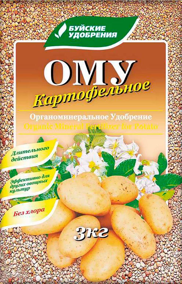 Удобрение Буйские Удобрения Картофельное, органоминеральное, универсальное, 3 кгbmu0005Органоминеральное удобрение Картофельное - специальное удобрение, подобранное под особенности питаниякартофеля. Комплекс N, P, K, Mg (азот, фосфор, калий, магний) в соотношении 10:6:16:6 и гуминовые кислотыповышают устойчивость растения, стимулируют его рост, повышают качество урожая, а также обогащают гумусомбедные почвы. Действие этого тука - пролонгированное - растения сами высвобождают питательные веществаиз почвы в нужном количестве. Это удобрение используется при основном внесении под перекопку почвы, привысадке картофеля в лунки и как подкормка при окучивании с заделкой в почву. Вносить этот тук следует тольков сухом виде. Состав: азот - 6%, фосфор - 8%, калий - 9%, магний - 2%, сера - 6,2%, микроэлементы, гуминовые соединения - 10.5. Товар сертифицирован.