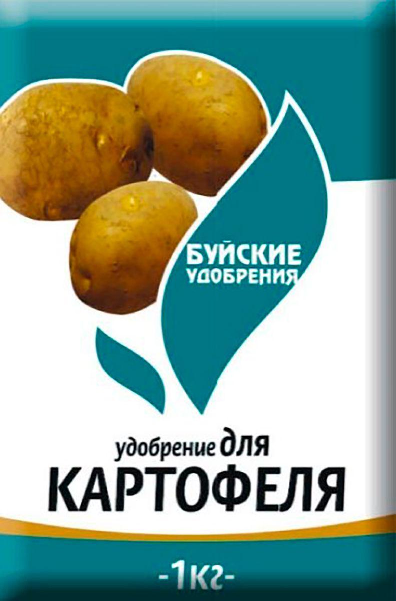 Удобрение Буйские Удобрения Для картофеля, 1 кг удобрение буйские удобрения универсал органоминеральное универсальное 10 кг