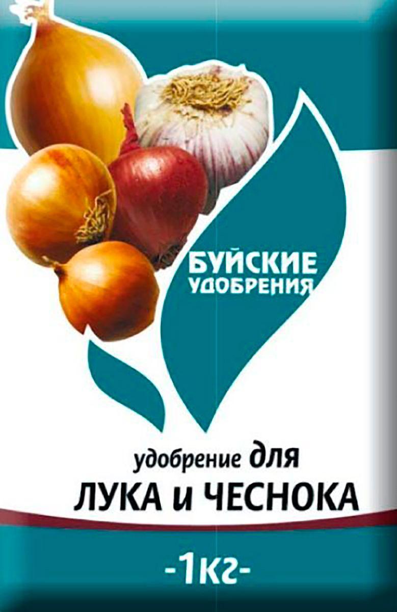 Удобрение Буйские Удобрения Для лука и чеснока, 1 кг