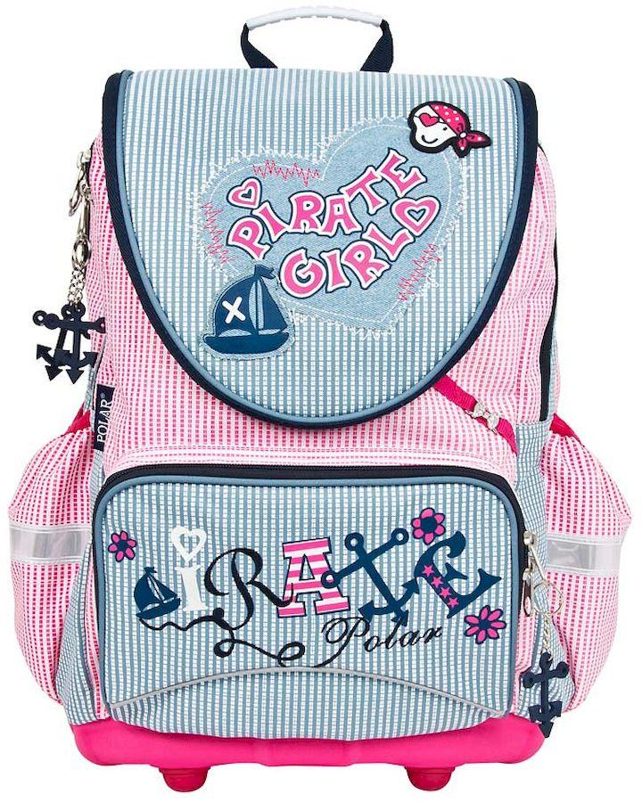 Polar Ранец школьный Pirate Girl -  Ранцы и рюкзаки