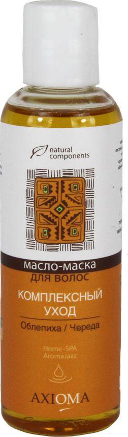 Axioma Масло для волос Комплексное увлажнение, 100 млAX8009Усиливает приток крови к коже головы, питает и укрепляет корни, восстанавливает поврежденную структуру волос, устраняет проблему секущихся кончиков.