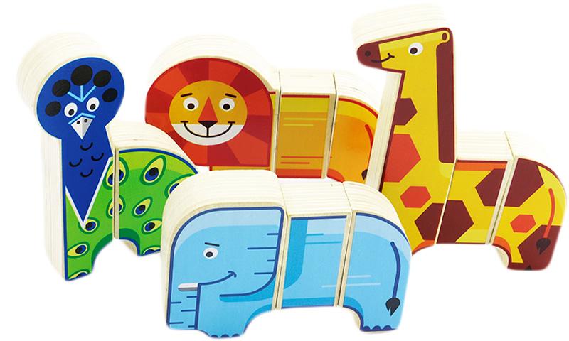 Мир деревянных игрушек Обучающая игра Африканские животные набор музыкальных инструментов мир деревянных игрушек 3