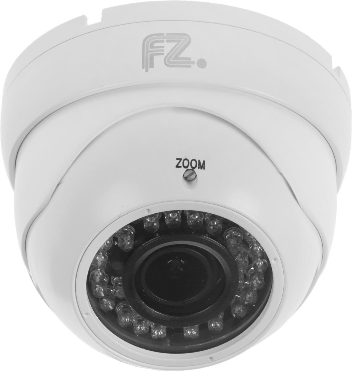 Fazera FZ-DVIR36-1080 камера видеонаблюденияFZ-DVIR36-1080Благодаря наличию инфракрасной подсветки дальностью 30 метров, и надежной защитой от атмосферных воздействий в широком диапазоне температур, камера видеонаблюдения Fazera FZ-DVIR36-1080 может эксплуатироваться на таких объектах, как уличные паркинги, складские помещения, отели, жилые дома и т.д.В основе камеры матрица 1/2.8 Sony Exmor IMX222 и процессор HiSilicon HI3516С благодаря чему уличная IP-камера Fazera FZ-DVIR36-1080 формирует изображение с разрешением до 1920x1080 пикселей, с качественной цветопередачей и повышенной контрастностью, что позволяет использовать видеокамеру на объектах с высокими требованиями к качеству видеосигнала, и в системах с видеоаналитикой.Матрица: 1/2.8 Sony Exmor IMX222Процессор: HiSilicon HI3516СМеханический ИК-фильтр с автопереключениемНастройки яркости, контраста, насыщенности через клиентское ПО или веб браузер
