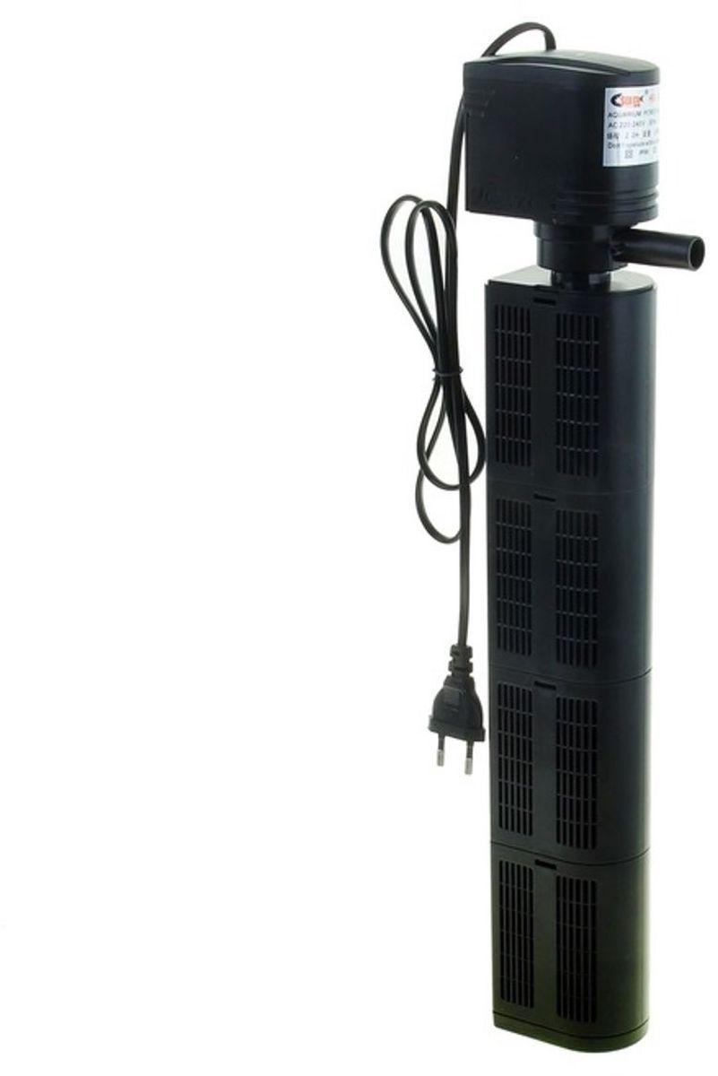 Фильтр для аквариума Sea Star HX-1480F2, внутренний, 35W, 2800 л/ч фильтр для аквариума sea star hx 1480f2 внутренний 35w 2800 л ч