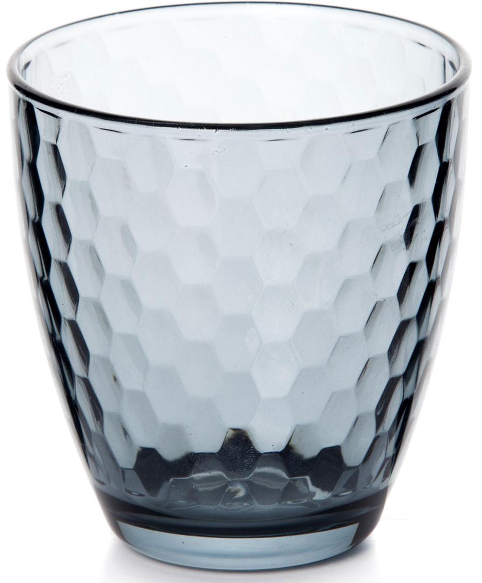 Стакан Pasabahce Энжой Лофт, цвет: серый, 280 мл52705SLBD9Стакан Pasabahce Энжой Лофт изготовлен из прозрачного стекла серого цвета. Идеально подходитдля сервировки стола. Стакан не только украсит ваш кухонный стол, но и подчеркнет прекрасный вкус хозяйки.Объем: 280 мл.