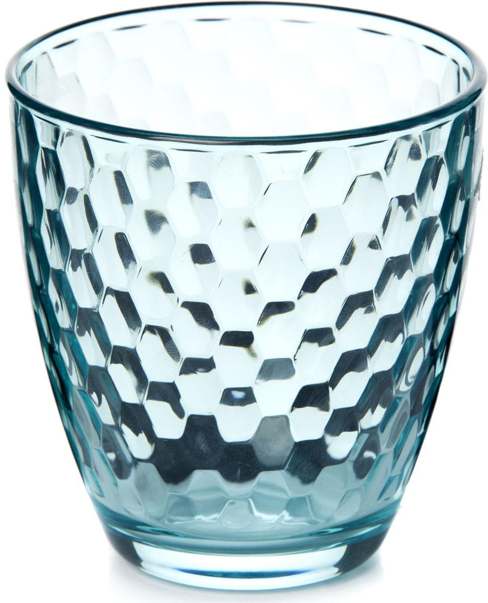 Стакан Pasabahce Энжой Лофт, цвет: голубой, 280 мл52285SLBD19Стакан Pasabahce Энжой Лофт изготовлен из прозрачного стекла голубого цвета. Идеально подходит для сервировки стола.Стакан не только украсит ваш кухонный стол, но и подчеркнет прекрасный вкус хозяйки. Объем: 280 мл.