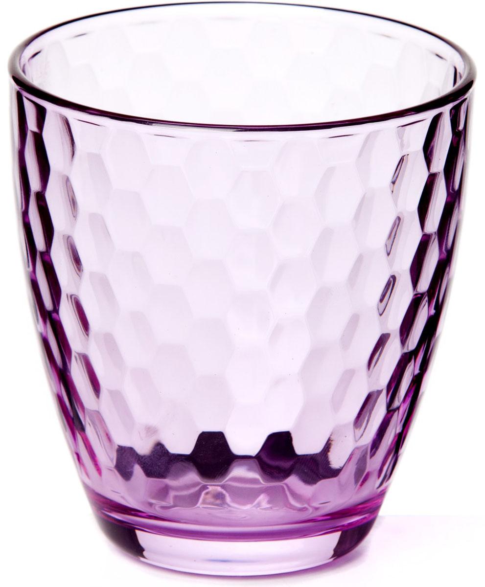 Стакан Pasabahce Энжой Лофт, цвет: розовый, 280 мл52285SLBD20Стакан Pasabahce Энжой Лофт изготовлен из прозрачного стекла розового цвета. Идеально подходит для сервировки стола.Стакан не только украсит ваш кухонный стол, но и подчеркнет прекрасный вкус хозяйки. Объем: 280 мл.