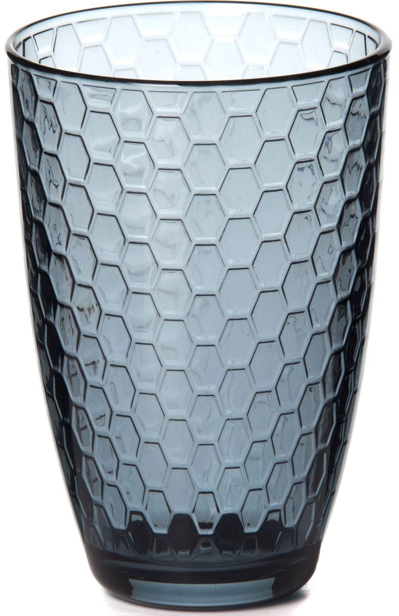 Стакан Pasabahce Энжой Лофт, цвет: серый, 360 мл52325SLBD18Стакан серого цвета V=360 мл h=120 мм