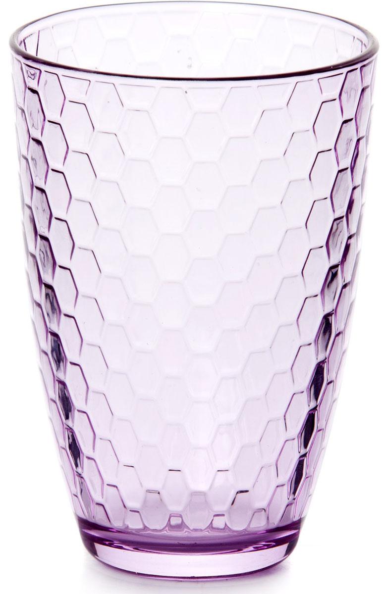Стакан Pasabahce Энжой Лофт, цвет: розовый, 360 мл52325SLBD20Стакан Pasabahce Энжой Лофт изготовлен из прозрачного стекла розового цвета. Идеально подходитдля сервировки стола. Стакан не только украсит ваш кухонный стол, но и подчеркнет прекрасный вкус хозяйки.Объем: 360 мл. Высота: 12 см.