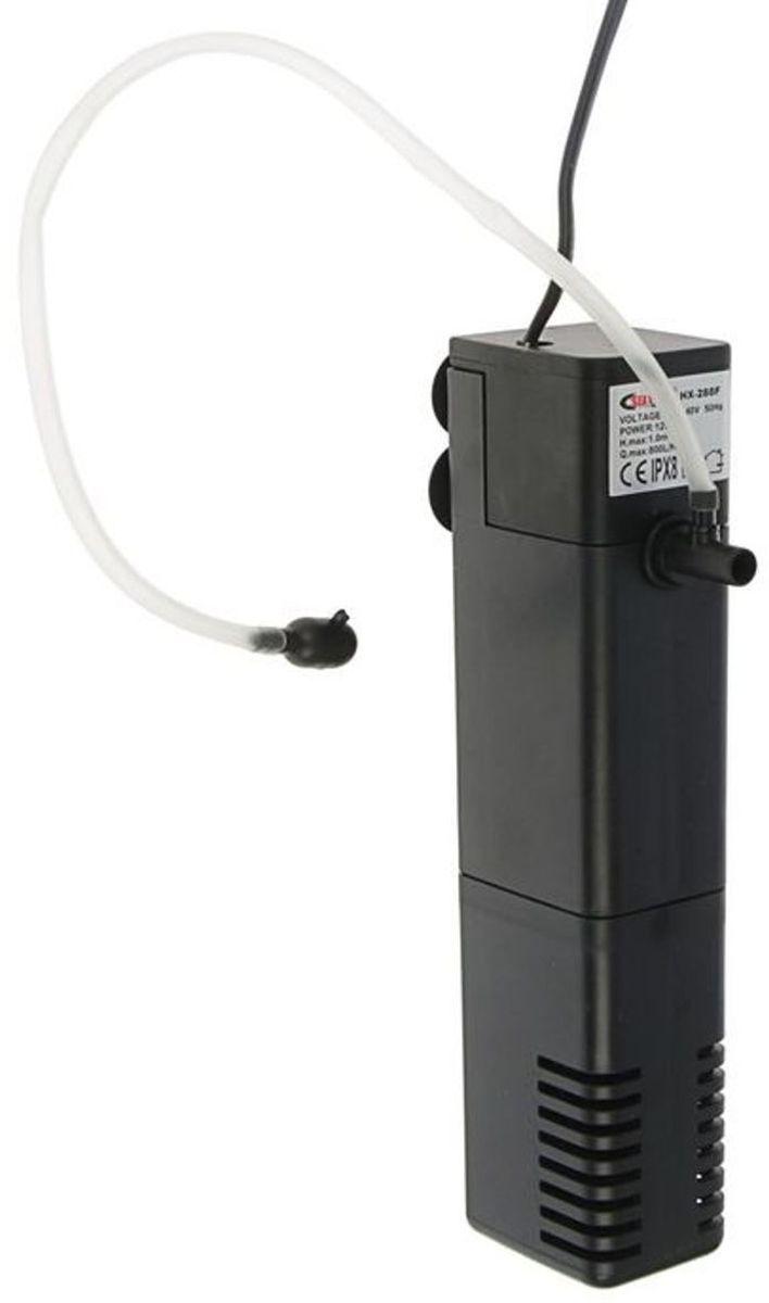 Фильтр для аквариума Sea Star HX288F, внутренний, 12W, 800 л/ч фильтр для аквариума sea star hx 1380f2 внутренний 25w 1800 л ч