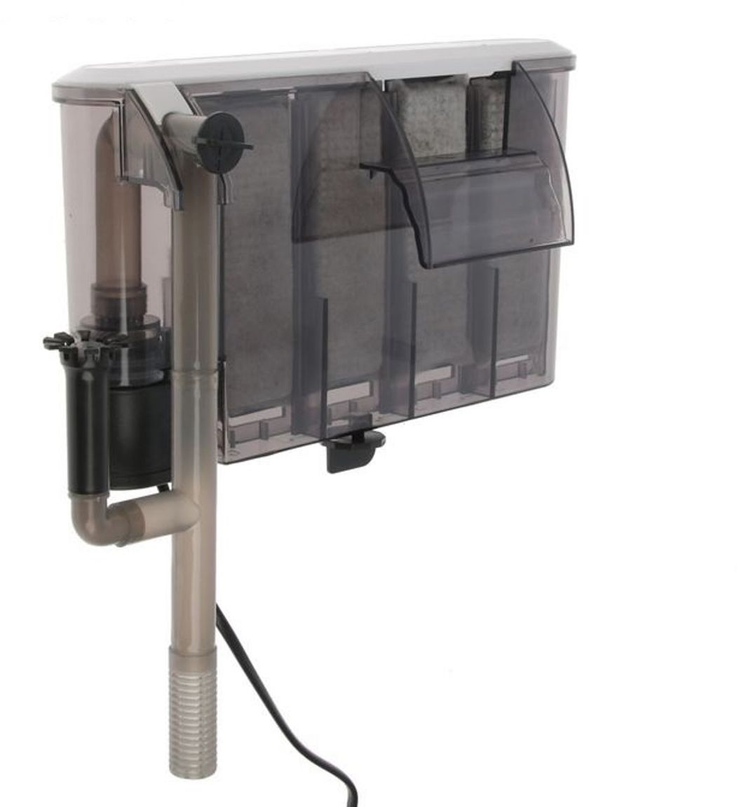 Фильтр наружный для аквариума Sea Star Каскад, с многоступенчатой и эффективной очисткой, 6,5W, 680 л/ч