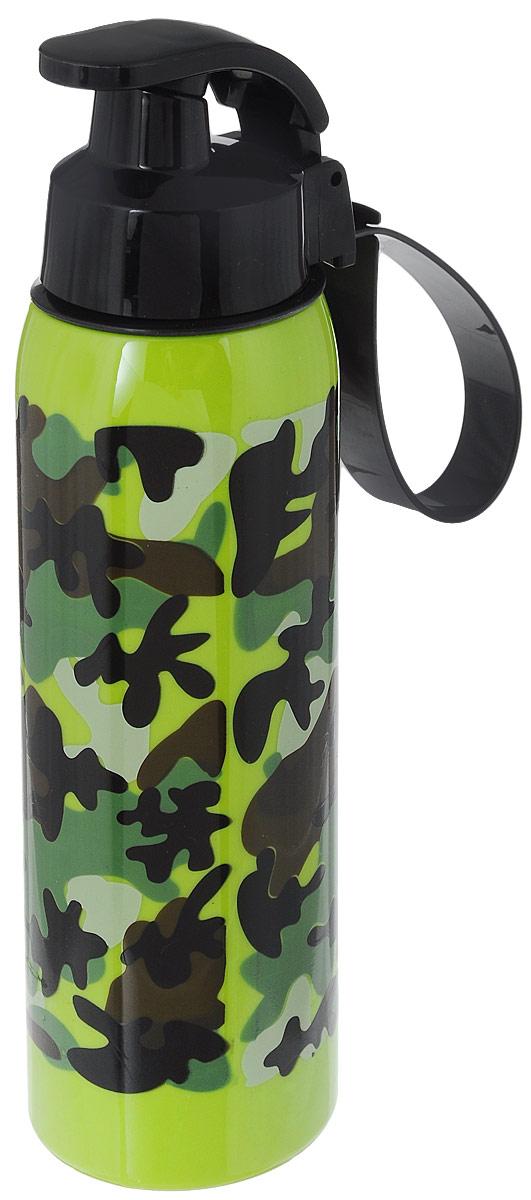 Бутылка Herevin, цвет: зеленый, 500 мл бутылка спортивная salomon soft flask 500 мл