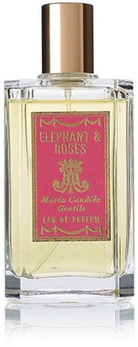 Maria Candida Gentile Парфюмерная вода Elephant And Roses, 100 мл жилеты giovane gentile жилет