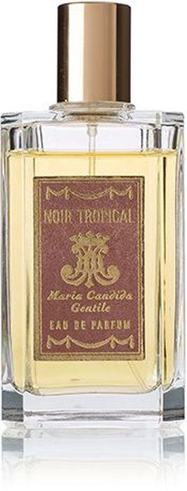Maria Candida Gentile Парфюмерная вода Noir Tropical, 100 млMCG11957Это ванильный аромат без малейшего намека на приторность, ему присущи элегантные, динамичные, страстные черты и отсутствие излишней сладости. Ром и миндаль придают Noir Tropical индивидуальный и бескомпромиссный характер.Это чувственный, но не душащий аромат, надолго остающийся на коже и проявляющий различные грани: сочные растительные, ароматические и нежные гурманские. Noir Tropical – это аромат роковой женщины, настоящей femme fatale, исполняющей главную роль в фильме-нуар, снятом на побережье южных морей.