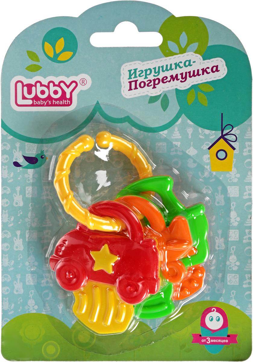 Lubby Погремушка Ключики-машинки