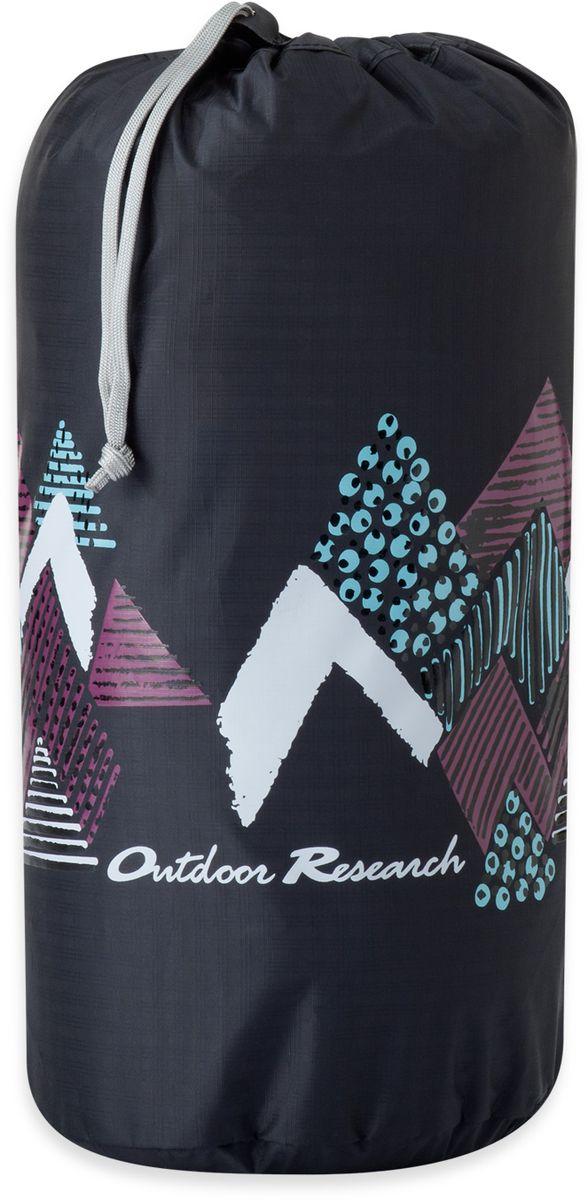 Мешок влагозащитный Outdoor Research Acres Stuff Sack, цвет: черный, 10 л ito ito comparative leukemia research 1973 leukemogenesis