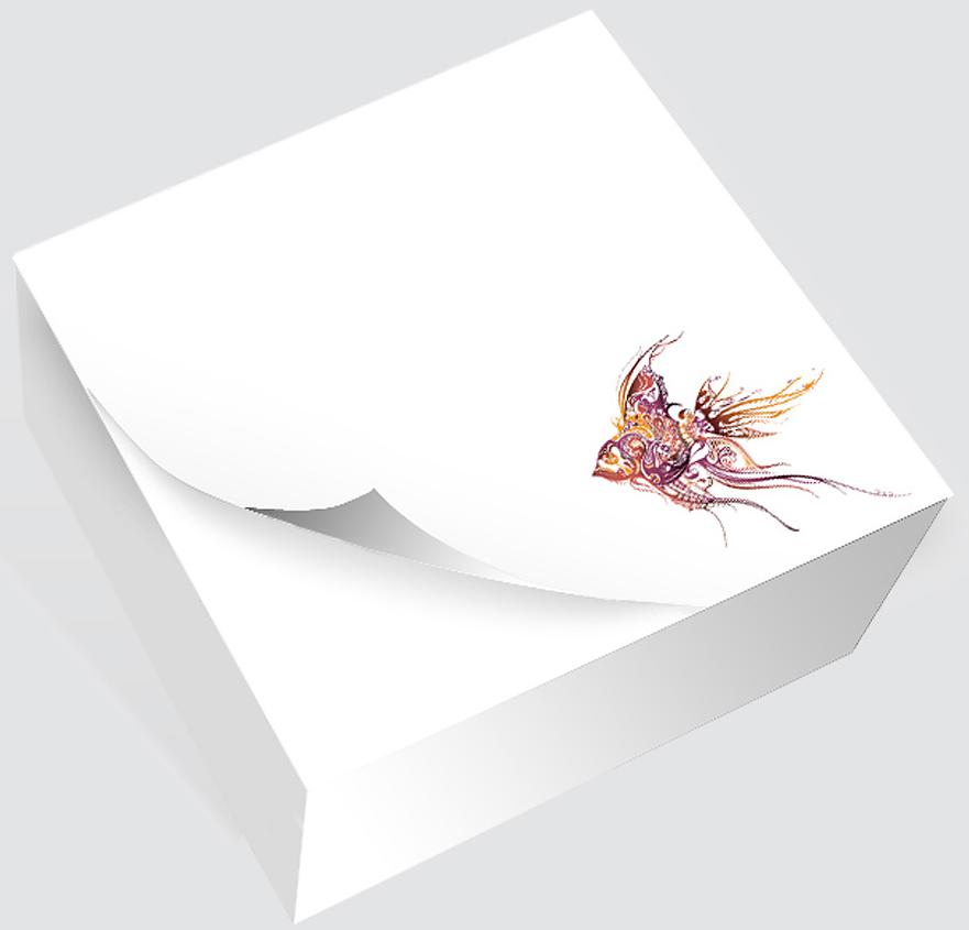 Фолиант Блок для записей Рыбка 8,5 x 8,5 см 200 листовБКД-200БС/2Блок бумаги Фолиант Рыбка идеально подходит для быстрой фиксации информации. Блок бумаги изготовлен на картонной подложке, листы проклеены по торцу. Благодаря специальной проклейки, листы блока не рассыпаются. Порядок на столе гарантирован. Печать на листах добавит вам хорошего настроения.Особенности:- яркий, оригинальный дизайн; - листы склеены в блок.