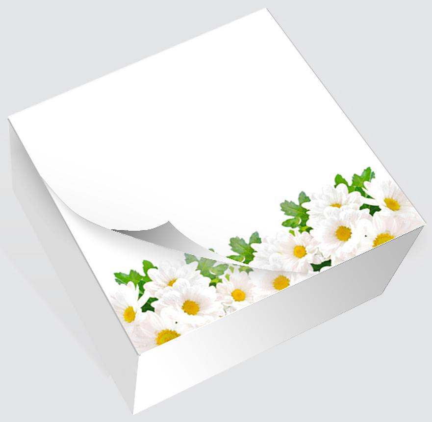 Фолиант Блок для записей Ромашка 8,5 x 8,5 см 200 листовБКД-200БС/9Блок бумаги Фолиант Ромашка идеально подходит для быстрой фиксации информации. Блок бумаги изготовлен на картонной подложке, листы проклеены по торцу. Благодаря специальной проклейки, листы блока не рассыпаются. Порядок на столе гарантирован. Печать на листах добавит вам хорошего настроения.Особенности:- яркий, оригинальный дизайн; - листы склеены в блок.