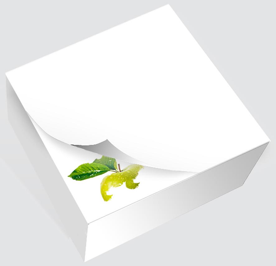Фолиант Блок для записей Яблоко 8,5 x 8,5 см 200 листовБКД-200БС/10Блок бумаги Фолиант Яблоко идеально подходит для быстрой фиксации информации. Блок бумаги изготовлен на картонной подложке, листы проклеены по торцу. Благодаря специальной проклейки, листы блока не рассыпаются. Порядок на столе гарантирован. Печать на листах добавит вам хорошего настроения.Особенности:- яркий, оригинальный дизайн; - листы склеены в блок.