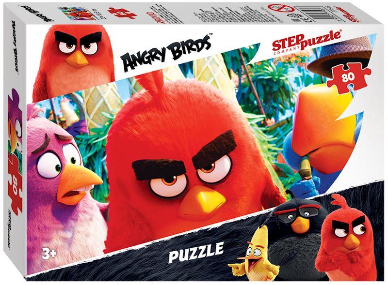 Step Puzzle Пазл для малышей Angry Birds 77143