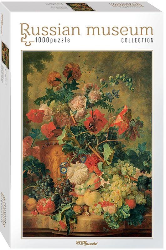 Step Puzzle Пазл Цветы и плоды 1000 элементов