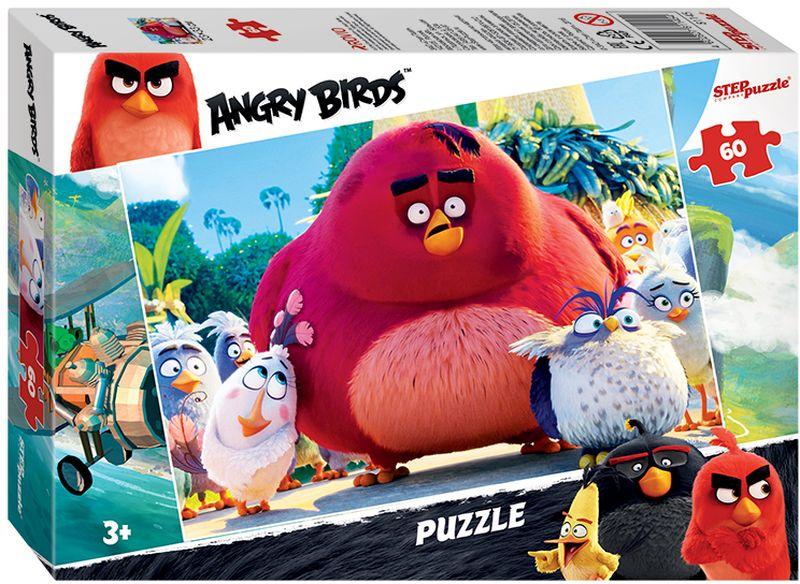 Step Puzzle Пазл для малышей Angry Birds 81145