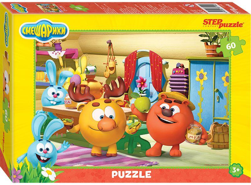 Step Puzzle Пазл для малышей Смешарики
