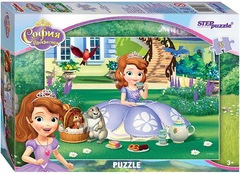 Step Puzzle Пазл для малышей Принцесса София 91133
