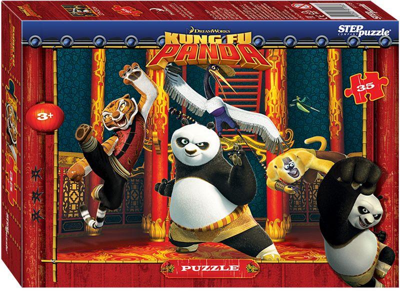 Step Puzzle Пазл для малышей Кунг-фу Панда 91138 кунг фу панда 2