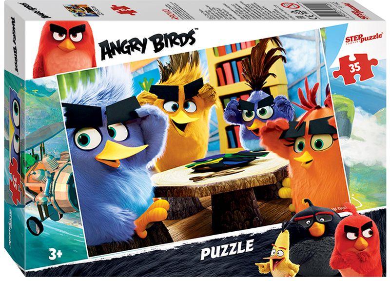 Step Puzzle Пазл для малышей Angry Birds 91142 -