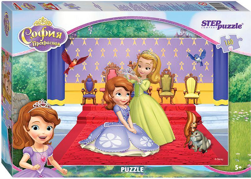 Step Puzzle Пазл для малышей Принцесса София 94044 step puzzle пазл для малышей сандро боттичелли рождение венеры