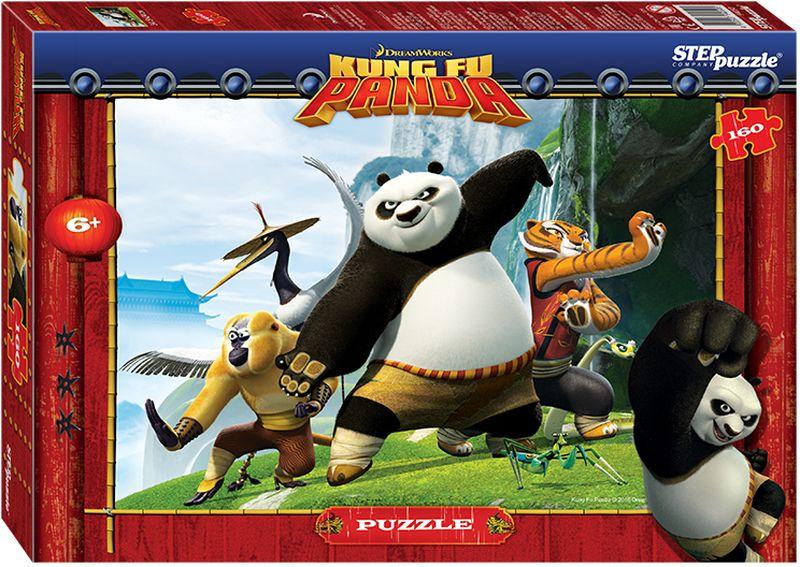 Step Puzzle Пазл для малышей Кунг-фу Панда кунг фу панда решающий поединок легендарных героев