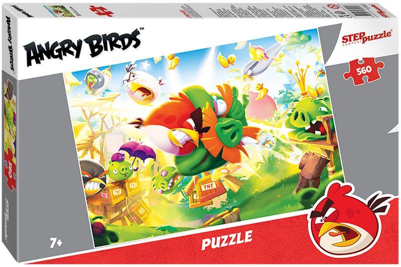 Step Puzzle Пазл для малышей Angry Birds 97043
