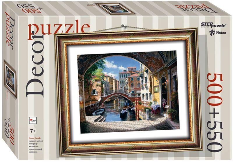 Step Puzzle Пазл для малышей Венеция smile decor пазл для малышей мишка