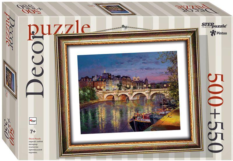 Step Puzzle Пазл Париж 1050 элементов